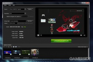 Test du Roxio Game Capture by Gamerside.fr