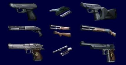 les armes évolutives de resident evil 2 gamerside