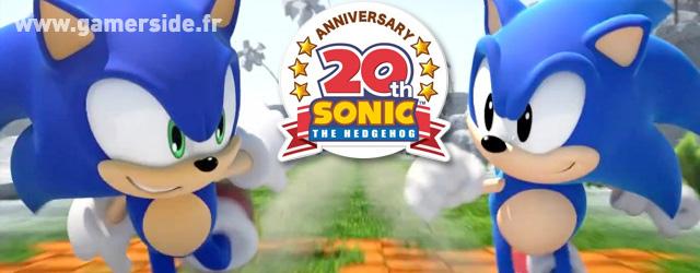 Sonic generations en video