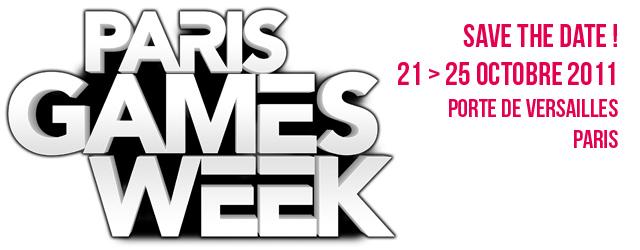 Paris Games Week 2011 octobre à Paris