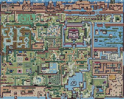 Cliquez pour voir la carte de Zelda