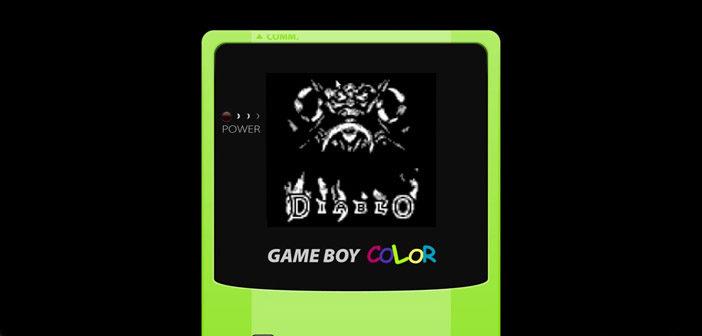 diablo game boy color