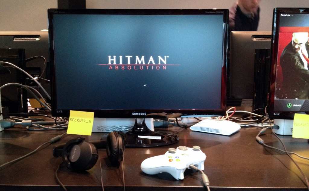Hitman Absolution test