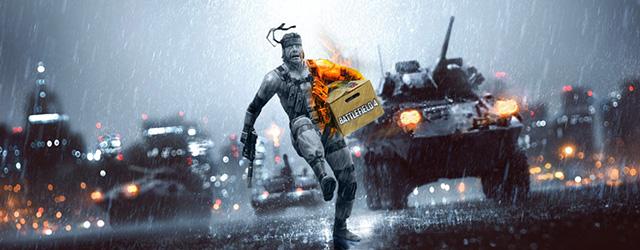 Battlefield 4 Crash