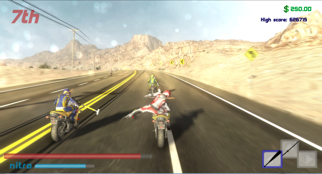 Road Redemption 2 Missed Kick 2
