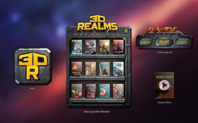 3D Realms Anthology Launcher