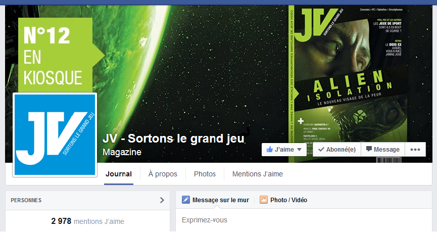 JV FB