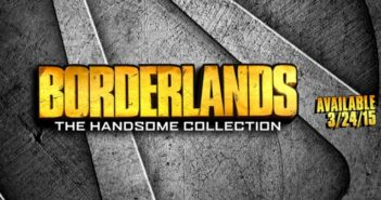 Borderland Handsome collection PS4 XboxOne