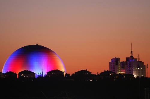 Globe Arena Alesso
