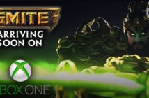Smite Xbox One Preview Programme