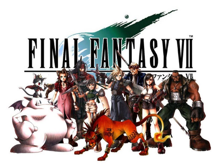 FF7 Personnages