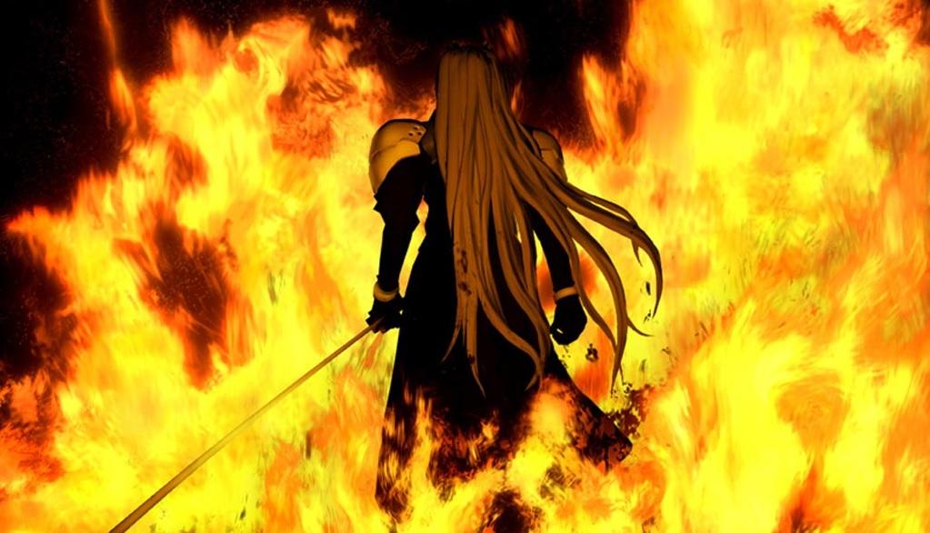 FFVII Sephiroth