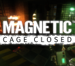 Magnetic Cage Closed Header