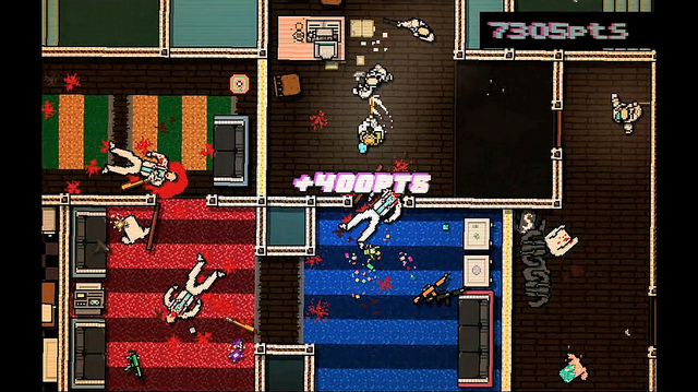 Hotline Miami Vita