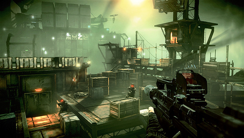 Killzone Mercenaries Vita