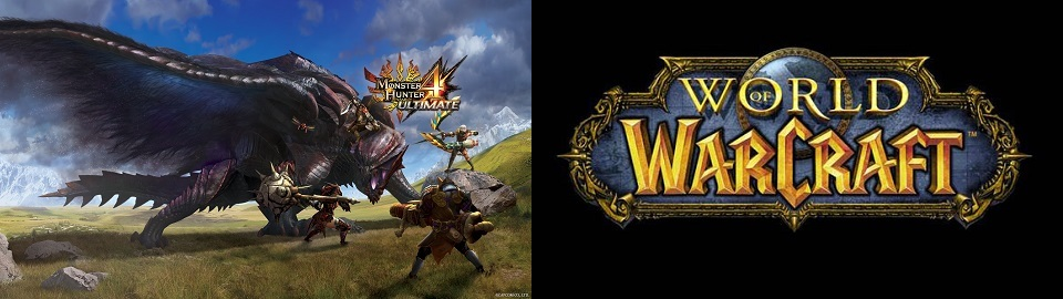 Monster Hunter 4 Ultimate - World of Warcraft