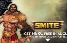 Smite Béta Xbox One Hercule 10 Millions