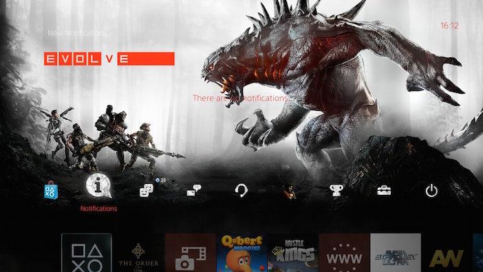 Theme Playstation 4 gratuit