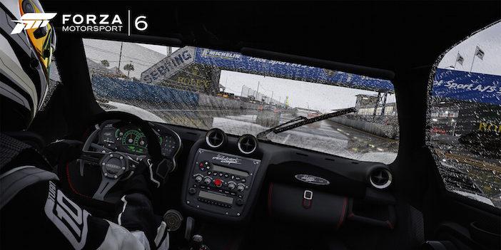 Forza 6 1080p Xbox One Microsoft