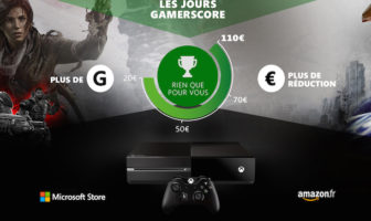 Xbox One Gamerscore
