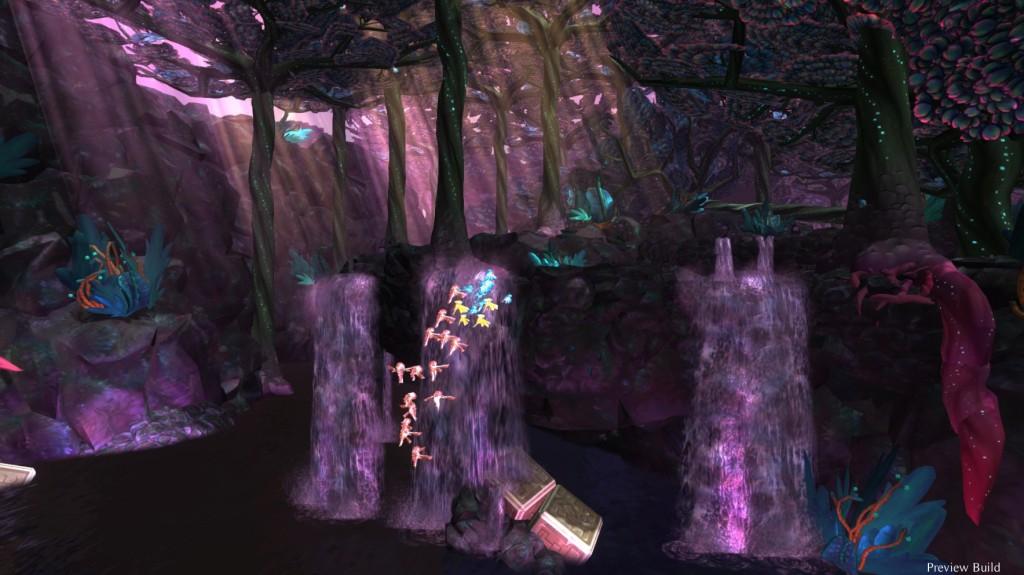 Lumini forêt