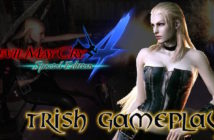 Devil May Cry 4 Special Edition PS4 Xbox One Trish
