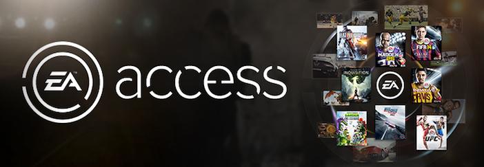 EA Access Backward compatibility