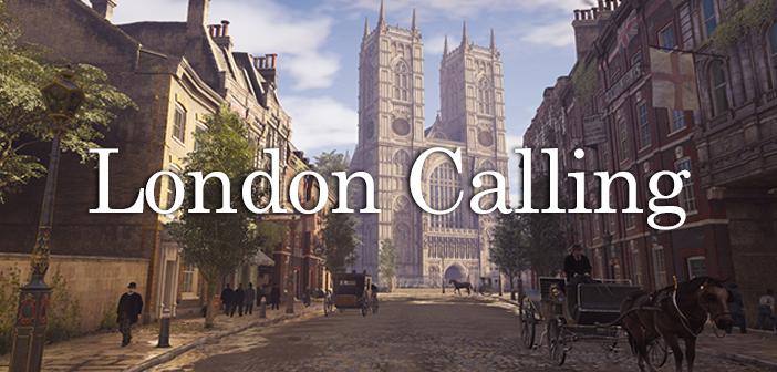London Calling… Entre Zombi et musiques douces.