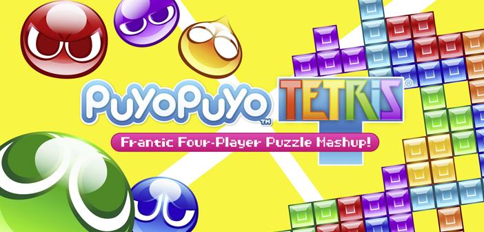 Puyo Puyo Tetris, le mashup indispensable.