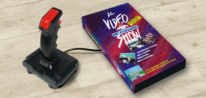 [VHS Rip] MICROMANIA VIDEO SHOW VOL. 1 (1989/1990)