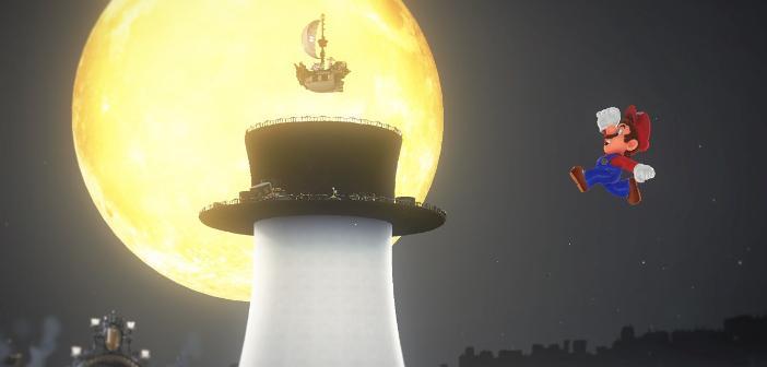 Mario Odyssey : (é)motion gaming