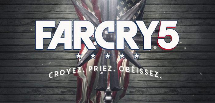 Far Cry 5, venez à moi mes frères…