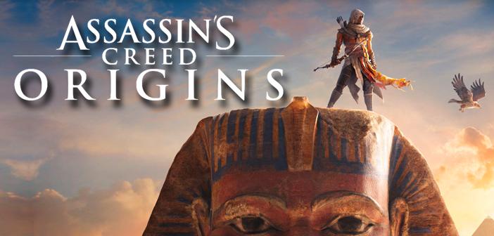 Assassin's Creed Origins, ce jeu pharaonique.