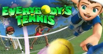 Everybody's Tennis (PS2) sur PS4, le tennis pour tous.