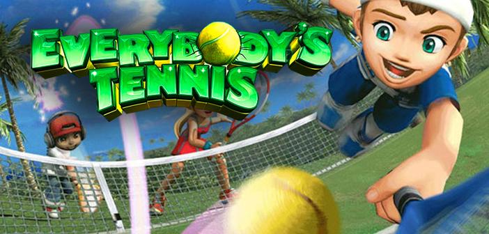 Everybody's Tennis PS4, le tennis pour tous.