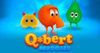 Q*bert Rebooted sur PS4 @!#?@!