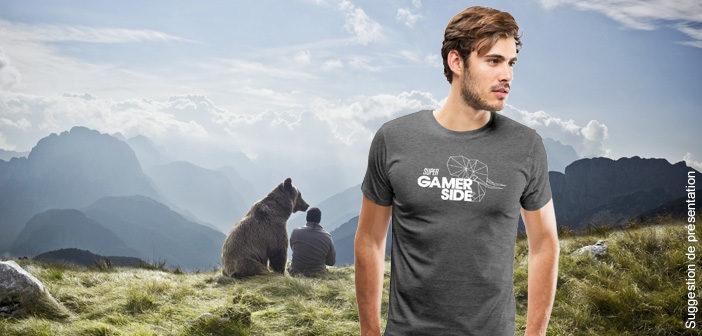 Super Gamerside lance sa boutique !