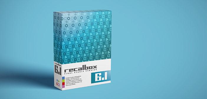 Recalbox 6.1 débarque ce soir !