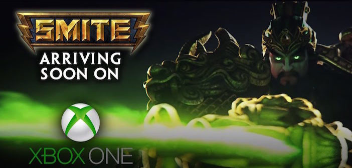 Smite Xbox One Preview Programme