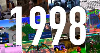 Super Gamerside #23 : 1998